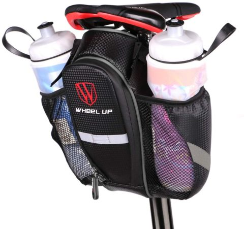 WATERFLY Bike Saddle Bag Waterproof
