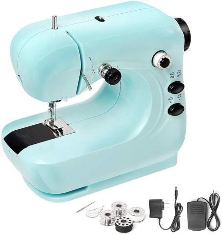 Portable Household and Lightweight Electric Sewing Machine